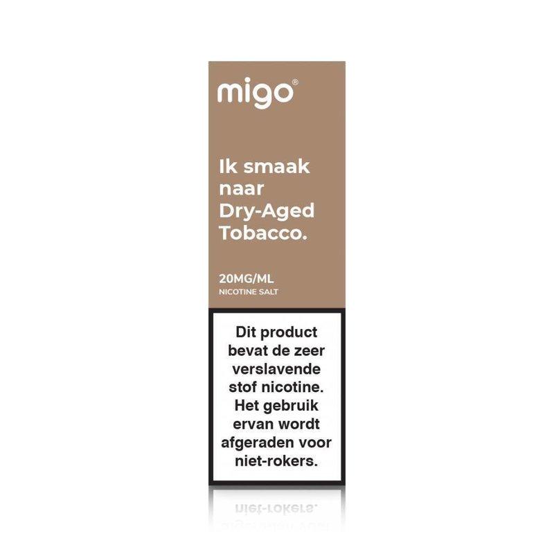 Migo Dry-Aged Tobacco