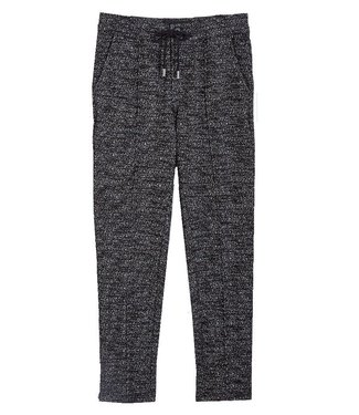 Native Youth Native Youth, Men Underground Joggers -NYTR128- BL/WH