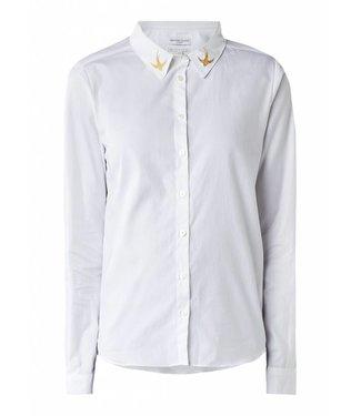 Fabienne Chapot Fabienne Chapot Eeke Blouse Embroidery WHITE