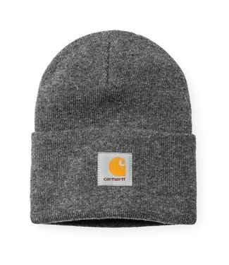 Carhartt Carhartt Acrylic Watch Hat Dark Grey Heather