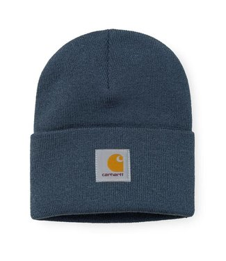 Carhartt Carhartt Acrylic Watch Hat Stone Blue