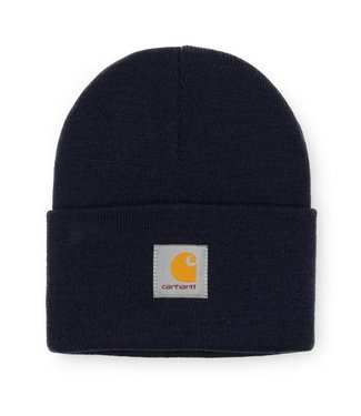 Carhartt Carhartt Acrylic Watch Hat Dark Navy