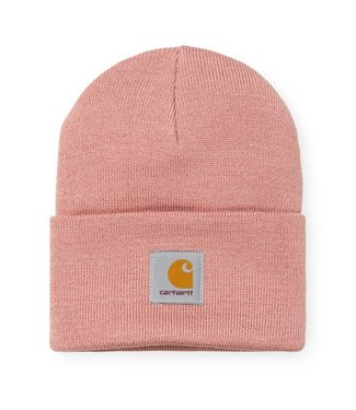 Carhartt Carhartt Acrylic Watch Hat Soft Rose