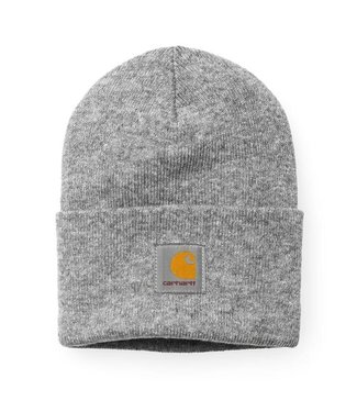 Carhartt Carhartt Acrylic Watch Hat  Grey Heather