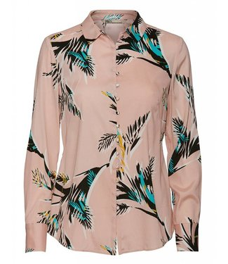 PBO PBO, Zone 2009-182 Blouse, Peach