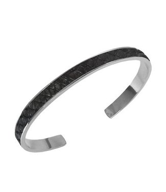 Bandhu Bandhu Union Bracelet Thin Snake Gold