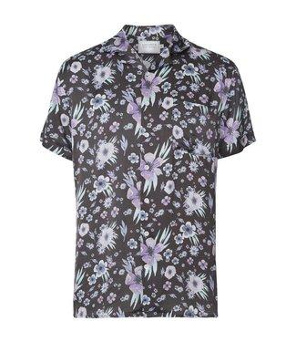 Les Deux Les Deux, Shirt Mahalo Floral Lavender