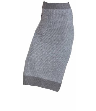 Native Youth Native Youth, Women, Meridiaan Knitted Skirt -NYWSK18- GREY