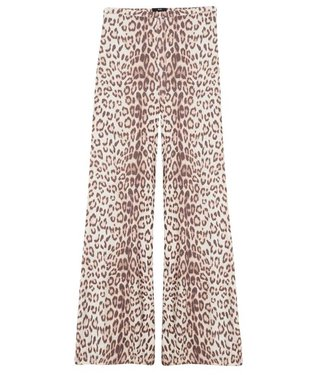 Alix ALIX  WIDE LEG ANIMAL PANTS