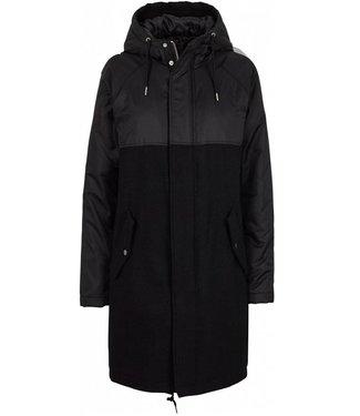 Just Female Just Female Every Coat Jacket, Black