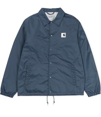 Carhartt CARHARTT, SPORTS COACH JACKET,  stone blue