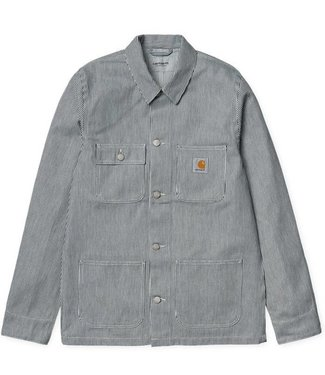 Carhartt Carhartt, Michigan Chore Coat, Indigo/White