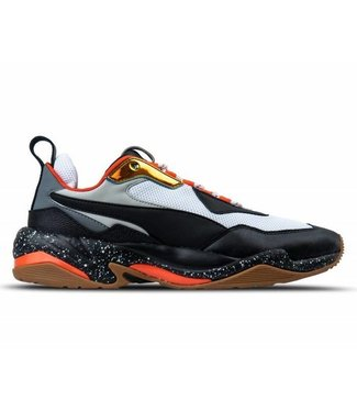 Puma Puma, Thunder, Electric, Black, Mandarine, Red