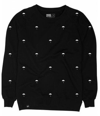 Dedicated DEDICATED, MALMOE SWEATSHIRT UMBR.