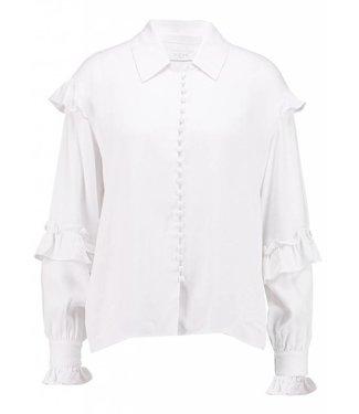 Norr Norr, Linda, Shirt, Blouse, White