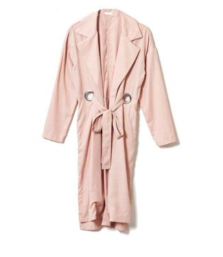 Native Youth NATIVE YOUTH, ELSEY TRENCH COAT