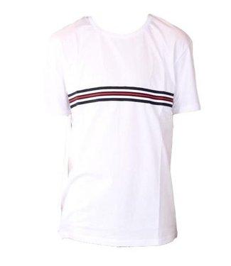 Just Junkies Just, Junkies, Jeffrey, Shirt, White