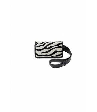 Elvy Elvy, Amy Fanny Pack Skin-Zebra