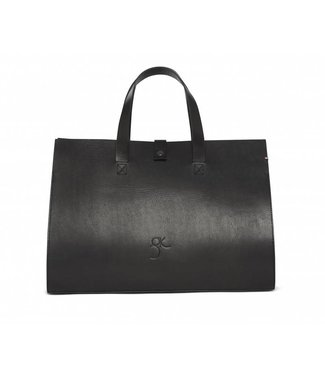 Geraldine Kemper Geraldine Kemper, Leather weekenbag