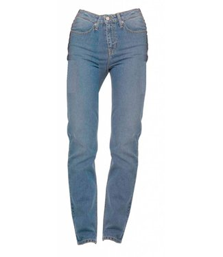 Mud Jeans Mud-Jeans,  Straight Mimi - Heavy Stone