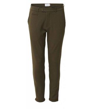 Les Deux Les Deux, Como Suit Pants, Green