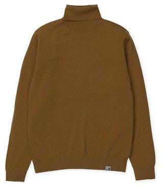 Carhartt Carhartt, Playoff Turtleneck Sweater, Hamilton Brown