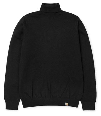 Carhartt Carhartt, Playoff Turtleneck Sweater, Black