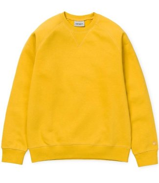 Carhartt Carhartt, Chase Sweat, Quince/Gold