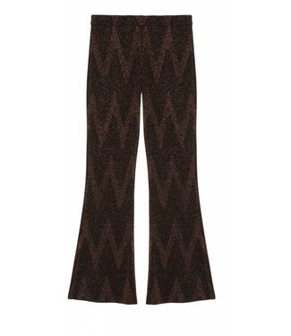 Ottod'ame Ottod'ame, Pantalone Pant, DZA-DP8093, Brons