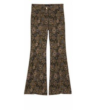 Ottod'ame Ottod'ame, Pantalone Pant, ABL-DP8105, Gold