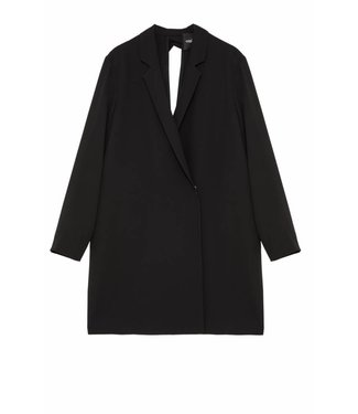 Ottod'ame Ottod'ame, Giacca Jacket, TIT-DG4958, Black