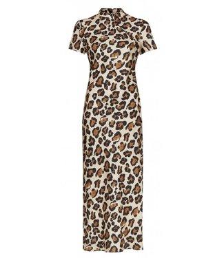 Fabienne Chapot Fabienne Chapot, Emery Dress, Artist Leopard Print
