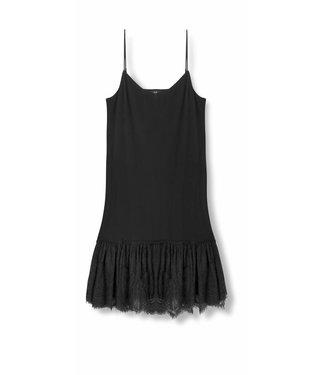 Alix Alix Woven Dress Black