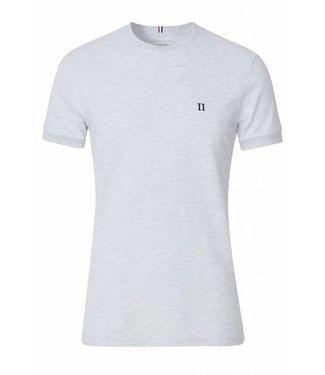 Les Deux Les Deux, Pique T-shirt, Snow Melange