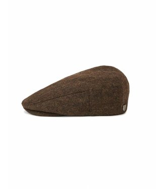 Brixton Brixton Hooligan Snap Cap Dark Brown