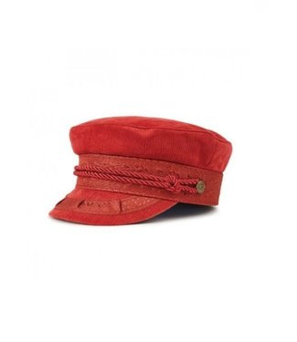 Brixton Brixton Albany Cap Burnt Orange
