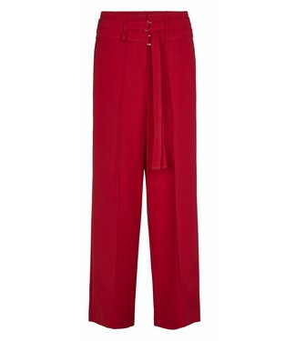 Just Female Just Female Kia Trousers Scarlet Saga