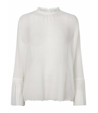 Just Female Just Female Jeanne Blouse Off White