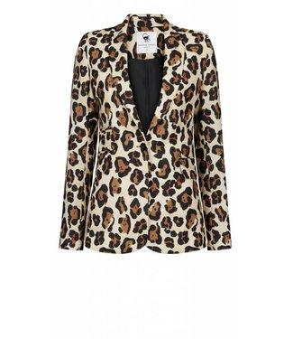 Fabienne Chapot Fabienne Chapot Lisa Blazer Artist Leopard