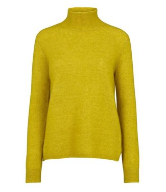 Second Female Second Female Brook Knit Rib New T-Neck Antique Moss