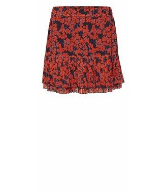 Norr Norr, Dagma Skirt, Red Flower