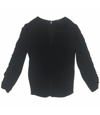 Ottod'ame Ottod'ame, RMO-DC3847 Shirt, Black