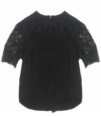 PBO PBO, Devendra Shirt, Black