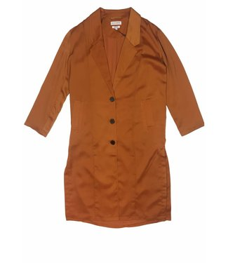 Native Youth Native Youth Women Beauvale Jacket Orange