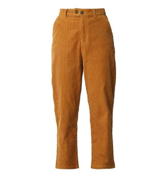 Native Youth Native Youth Women Manchester Cord Pant Mustard