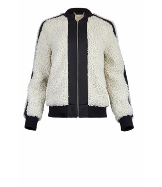 PBO PBO Fluffy Outwear Vanilla