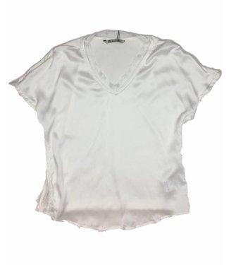PBO PBO, Capital Shirt, Star White