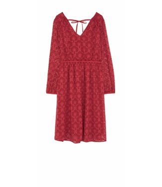 Ottod'ame Ottod'ame Abito Dress DA3359 Red