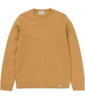 Carhartt Carhartt Allen Sweater Fawn