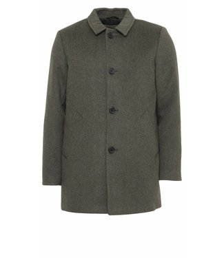 Clean Cut Copenhagen Clean Cut Copenhagen Halmstad Wool Jacket Dusty Green
